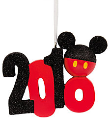 Hallmark 2018 Mickey Mouse Ornament