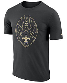 Nike Men's New Orleans Saints Icon T-Shirt