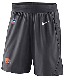 Nike Men's Cleveland Browns Fly Knit Shorts