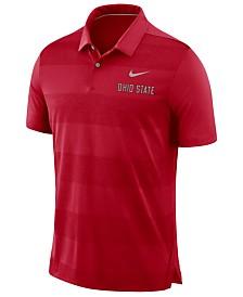 Nike Men's Ohio State Buckeyes Early Season Coaches Polo