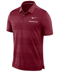 Nike Men's Washington State Cougars Early Season Coaches Polo