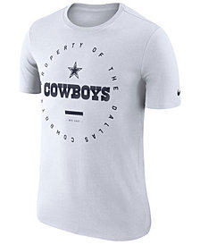 Nike Men's Dallas Cowboys Property Of T-Shirt