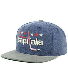 CCM Washington Capitals NHL 2Tone Snapback Cap