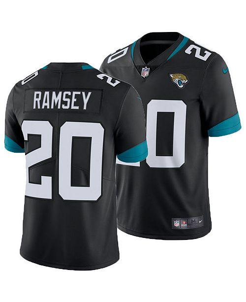 sneakers for cheap 2d8d7 8780f Men's Jalen Ramsey Jacksonville Jaguars Vapor Untouchable Limited Jersey