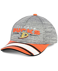 Outerstuff Boys' Anaheim Ducks Second Season Player Snapback Cap