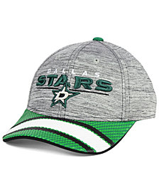Outerstuff Boys' Dallas Stars Second Season Player Snapback Cap