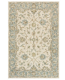 Loloi Julian JI-06 Ivory Area Rug Collection