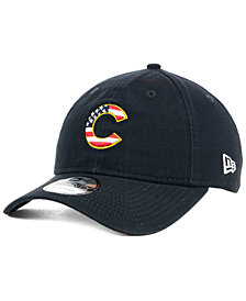 New Era Chicago Cubs Stars and Stripes 9TWENTY Strapback Cap