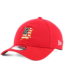 New Era Detroit Tigers Stars and Stripes 9TWENTY Strapback Cap