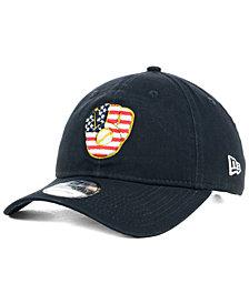 New Era Milwaukee Brewers Stars and Stripes 9TWENTY Strapback Cap