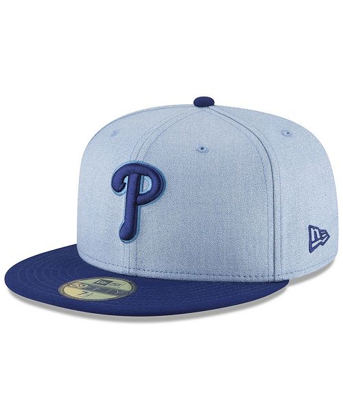 release date: 2018 sneakers quite nice New Era Philadelphia Phillies Father's Day 59FIFTY Fitted Cap 2018 ...