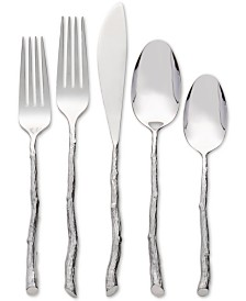 Michael Aram Twig Collection 5-Pc. Place Setting