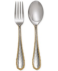 Molten Gold Collection 2-Pc. Serving Set