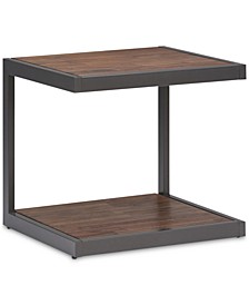 CLOSEOUT! Cajon End Table