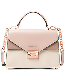 MICHAEL Michael Kors Sloan Medium Top Handle Satchel