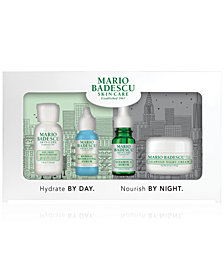Mario Badescu 4-Pc. Day To Night Set, (A $79 Value)