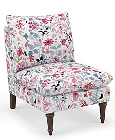 Bedford Collection Elenor Accent Chair, Quick Ship, Created For Macy's