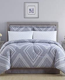 Aileen 8-Pc. Full Comforter Set