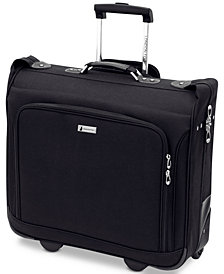 "London Fog Buckingham 44"" Wheeled Garment Bag"