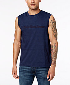 Calvin Klein Jeans Men's Embroidered Tank