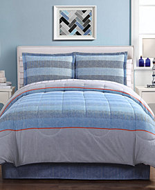 Freemont 8-Pc. Queen Comforter Set