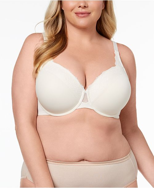 c9f6a45064670 Olga Cloud 9 UW Contour Lace-Neckline Bra GF7961A   Reviews - All ...