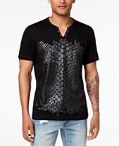 6425decde I.N.C. Men's Crocodile T-Shirt, Created for Macy's