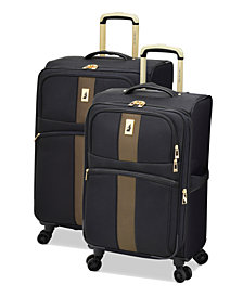London Fog Langley Softside Luggage Collection