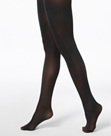 I.N.C. Matte Opaque Tights, Created for Macy's