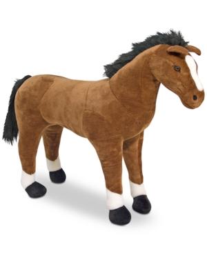 Melissa  Doug Plush Horse