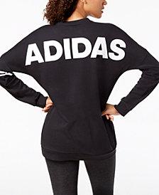 adidas Relaxed Logo Sweatshirt
