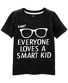 Carter's Toddler Boys' Smart Kid T-Shirt
