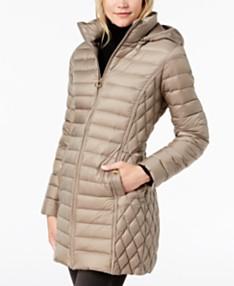 70f166f47 Michael Kors Jackets for Women - Macy's