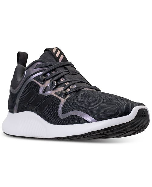 pretty nice 08b0e 78efc ... adidas Womens Edge Bounce Running Sneakers from Finish ...