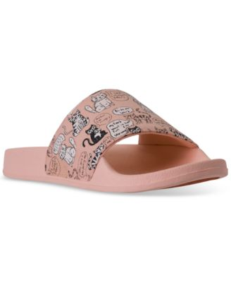 3ad38ea8fc7a Skechers Women s Bobs Pop-Ups - Cat Chat Bobs for Dogs Slide Sandals from  Finish Line   Reviews - Finish Line Athletic Sneakers - Shoes - Macy s