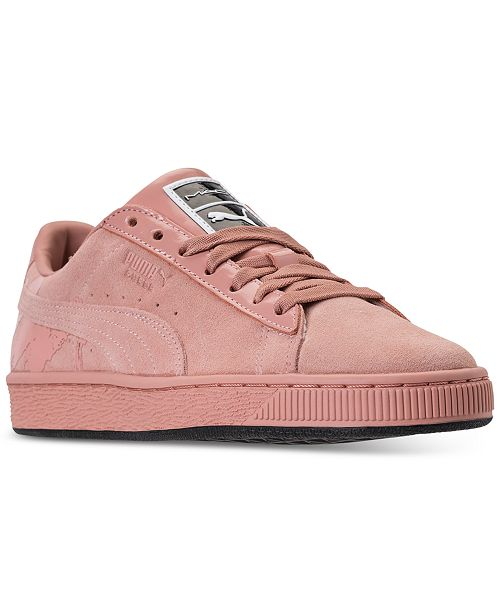 ... Puma Women s Suede Classic x Mac One Casual Sneakers from Finish Line  ... a4f371171