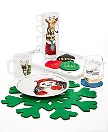 The Cellar Holiday Dinnerware Collection, Created for Macy's