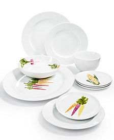 CLOSEOUT! Martha Stewart Farmhouse Dinnerware Collection, Created for Macy's