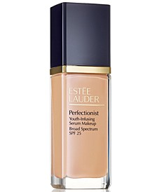 Perfectionist Youth-Infusing Broad Spectrum SPF 25 Makeup, 1.0 oz.