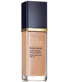 Estée Lauder Perfectionist Youth-Infusing Broad Spectrum SPF 25 Makeup, 1.0 oz.