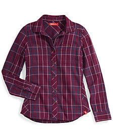 EMS® Women's Cabin Plaid Flannel Shirt