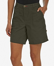 EMS® Women's Cotton Roll-Up Shorts
