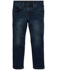 Polo Ralph Lauren Little Boys Eldridge Skinny Stretch Jeans