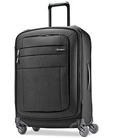 "CLOSEOUT! Agilis 25"" Softside Spinner Suitcase, Created for Macy's"