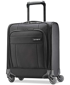 CLOSEOUT! Agilis Under-Seat Carry-On Suitcase with USB Charging Port, Created for Macy's
