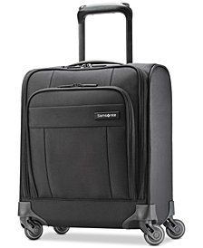 Samsonite Agilis Under-Seat Carry-On Suitcase with USB Charging Port, Created for Macy's