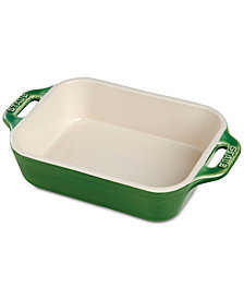 Staub Ceramic Rectangular Baking Dish