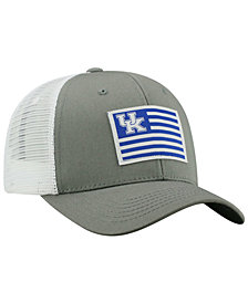 Top of the World Kentucky Wildcats Brave Trucker Snapback Cap