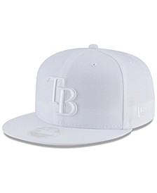 Tampa Bay Rays White Out 59FIFTY FITTED Cap