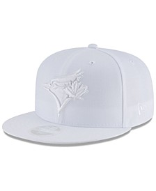 Toronto Blue Jays White Out 59FIFTY FITTED Cap